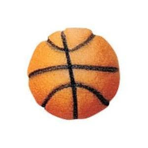 Basketball Sugar Pieces