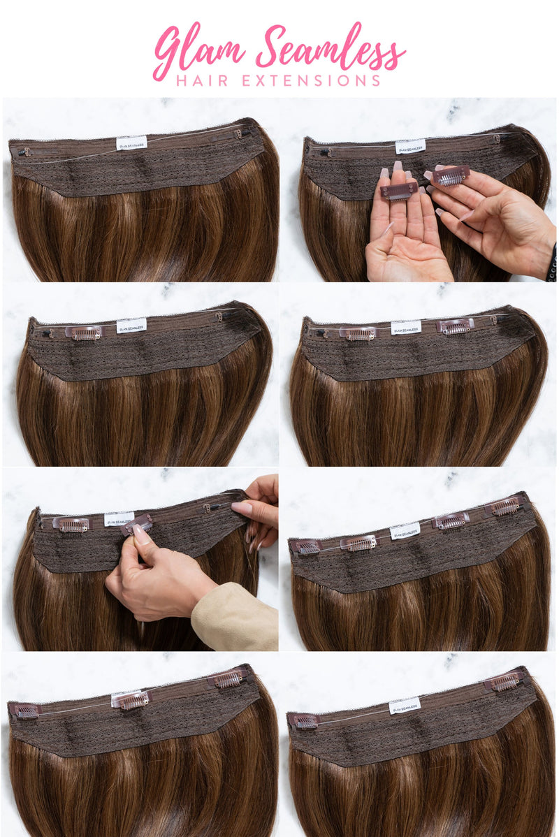 Halo Hair Extensions