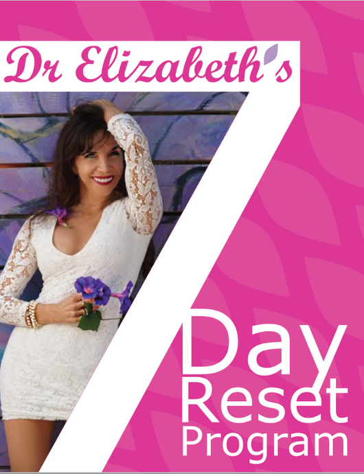 Dr. Elizabeth's 7 Day Reset Program