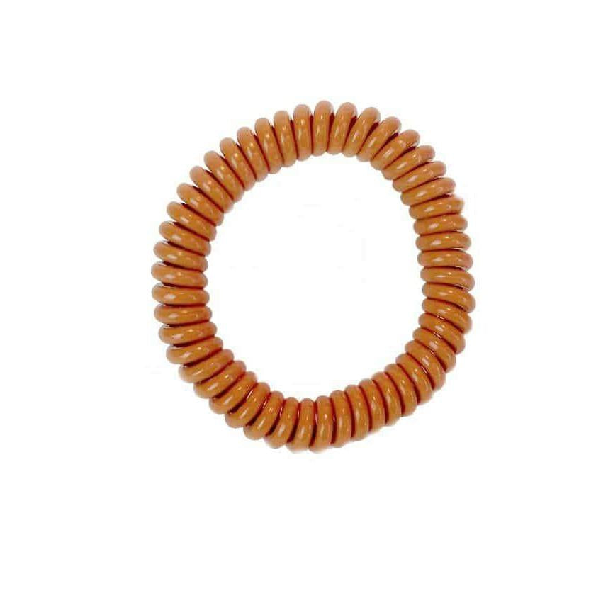 springz Chew Bracelet- Toffee Color