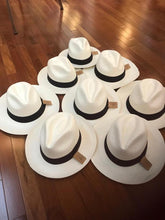 Load image into Gallery viewer, Toquilla Panama Hat