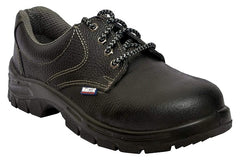 Allen Cooper AC-7001 Steel Toe Safety Shoes Black Color