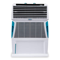 Symphony Touch 80 Litre Air Cooler (White)- with i-Pure Technology - industrypurchase.com