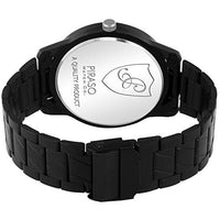 Sunday Sale Piraso Times Movado Black Watch For Mens