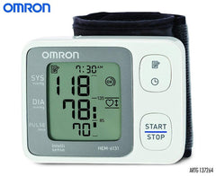 Omron HEM-6131 Blood Pressure Monitor (Wrist Type)