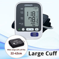 Omron Automatic Blood Pressure Monitor HEM-7130-L - industrypurchase.com