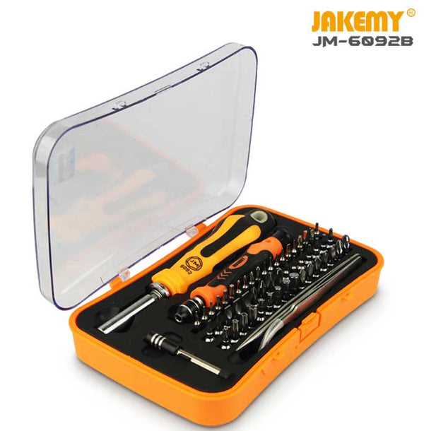 BES 58-in-1 interchangeable precise manual tool set JM-6092B
