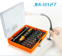 BES JM-8127 Magnetic 54 in 1 Screwdriver Set