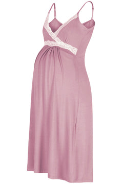 Radiance Nightdress - Dusky Pink