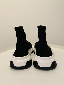 Balenciaga Black Speed Knit Trainers