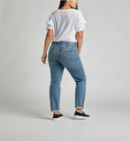 Silver Jeans Frisco Tapered High Rise