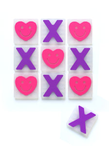 JELLY SNAP TIC TAC TOE NOTEBOOK