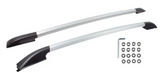 Ford Ranger Wildtrack Roof Rails - Saftrade