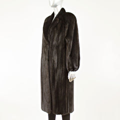 Ranch Mink Coat - Size M ( Vintage Furs)