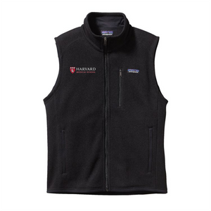 Harvard Medical School - Men's Patagonia Fleece Vest