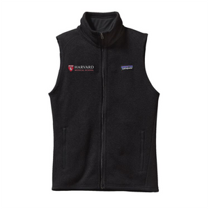 Harvard Medical School - Women's Patagonia Fleece Vest