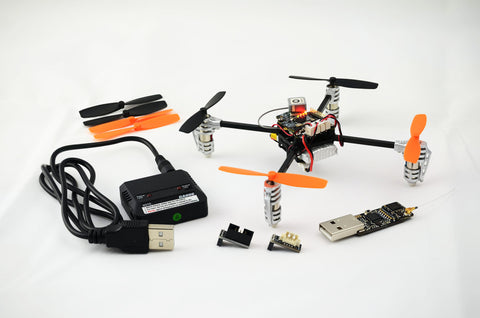 Lisa/S Nano Quadcopter Kit