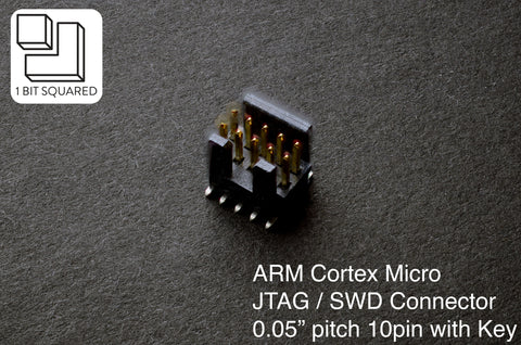 ARM Cortex JTAG SWD 10pin Connector