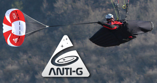 Ozone Anti-G Drogue - Planet Paragliding