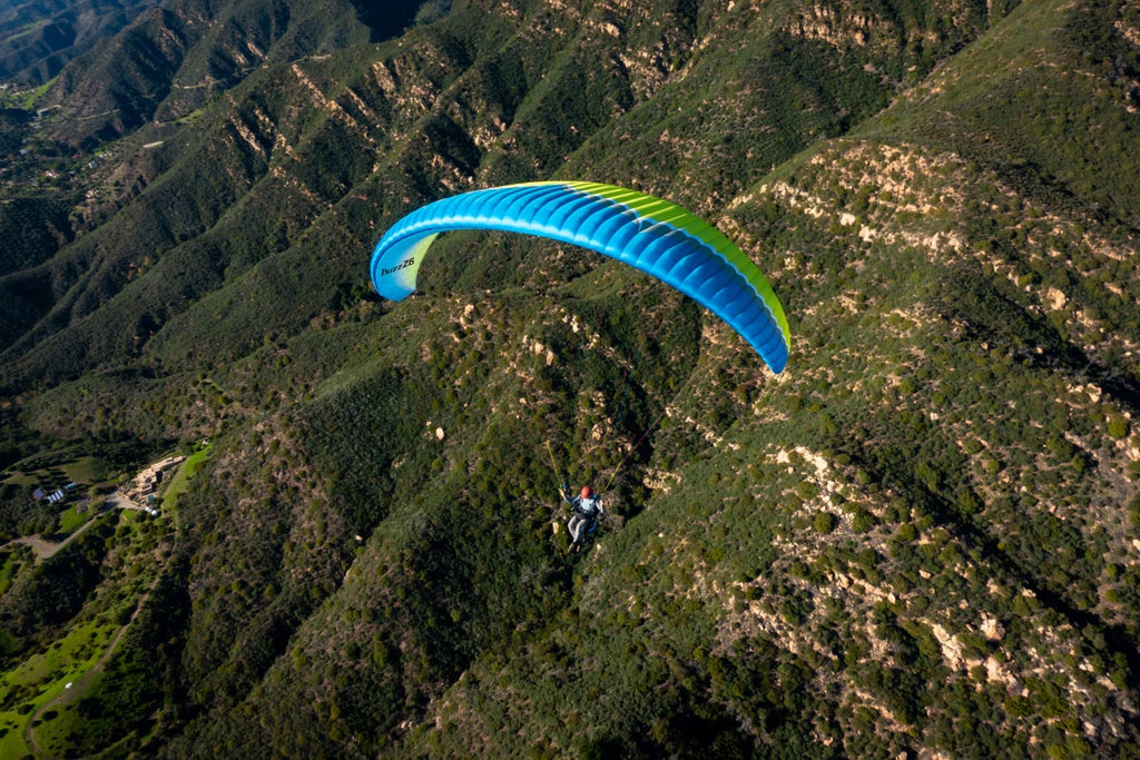 zone Buzz Z6 - Planet Paragliding