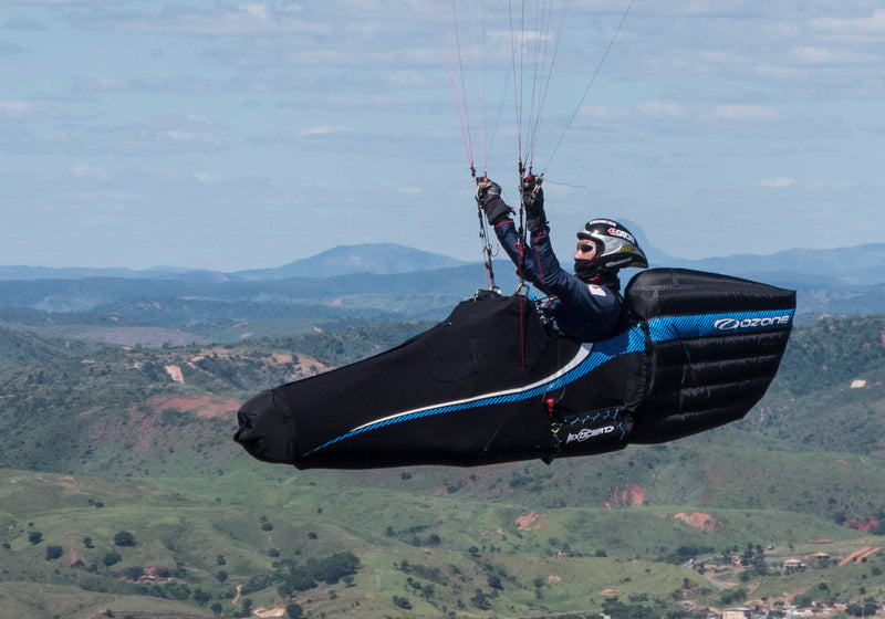 Ozone Exoceat - Planet Paragliding
