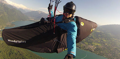 Woody Valley X-Alps GTO Paragliding Harness - Planet Paragliding