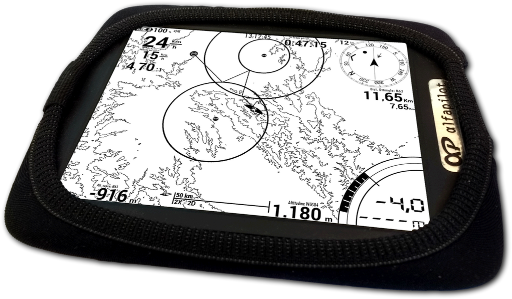 Alfapilot RS Flight Instrument - Planet Paragliding