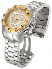 Invicta Men's 11006 Excursion Quartz Chronograph Gold Dial Watch