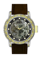 Invicta Men's 18602 Vintage Mechanical Multifunction Black Dial Watch