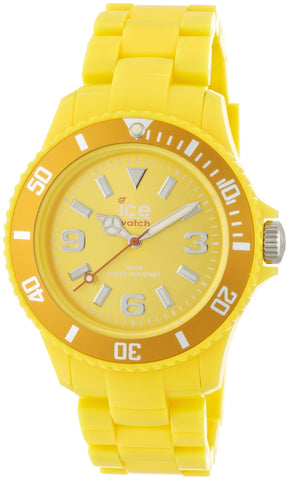 Ice-Watch SD.YW.U.P.12 Ice-Solid Yellow Watch