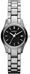 Fossil Archival Mini Ceramic Watch - Chrome