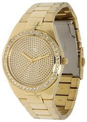 GUESS U11055L1 Sporty Radiance Watch  Gold
