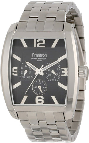 Armitron Mens Watch 20/4875BKSV