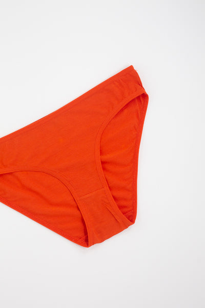 Baserange Bell Pant in Helix Red | Oroboro Store | New York, NY