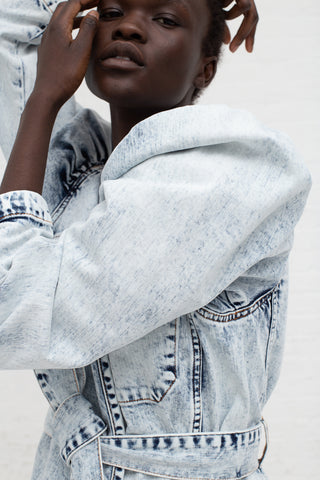 Ulla Johnson Jamie Jacket in Acid | Oroboro Store | New York, NY