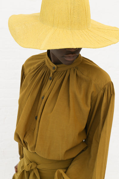 Reinhard Plank Nana in Jute and Lemon | Oroboro Store | New York, NY