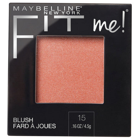 Maybelline New York Fit Me Blush, Nude, 0.16 oz (1 Pack)