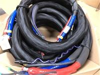 3/8x50' Low Pressure Hose with TC and Scuff