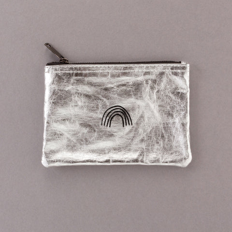 Over the Rainbow - Silver Pouch
