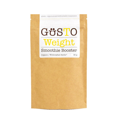GUSTO Smoothie Booster - Weight - Digestive health for your optimum weight