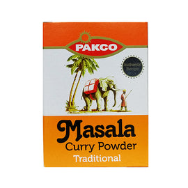 Pakco Masala Traditional Curry Powder 100g