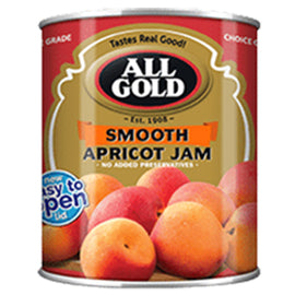 Smooth Apricot jam