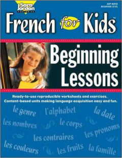 French for Kids Beginning Lessons