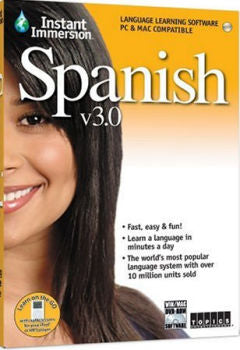 Instant Immersion Spanish 3.0