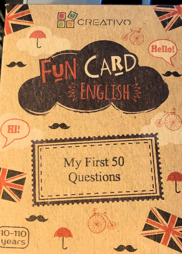 My First 50 Questions