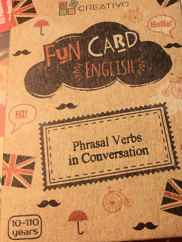 Phrasal Verbs in Conversation