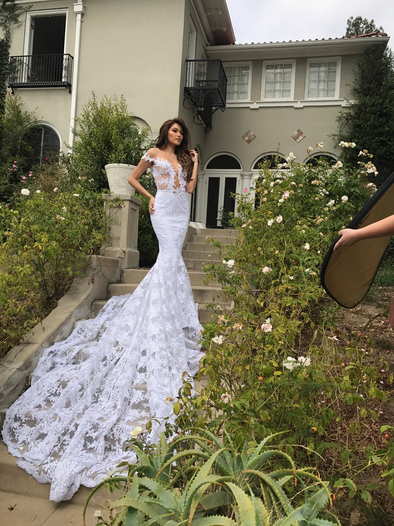 Stello Bride - Stello - Gowns - Designer - Dress - Wedding dress - Stephanie Costello - Michael Costello -