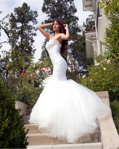 Levine - Stello - Gowns - Designer - Dress - Wedding dress - Stephanie Costello - Michael Costello -