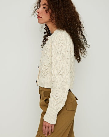 Kate Cardigan Off-white