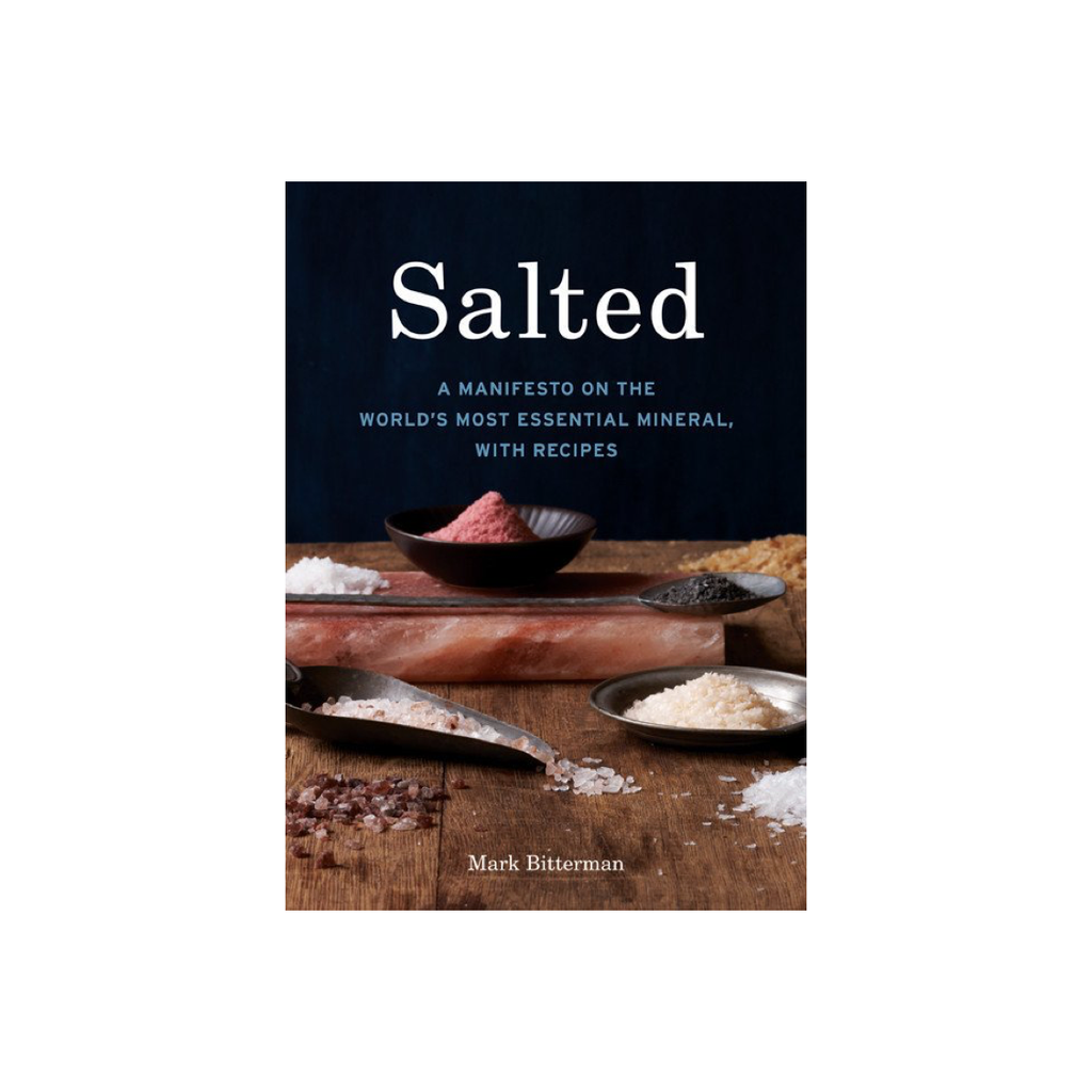 BOOK - SALTED